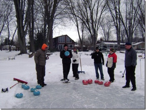 Kalamazoo outdoor curling 2