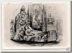 Death of little Nell