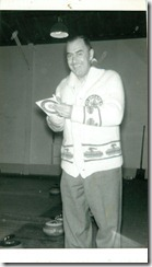 Jack Bangay - Curling Sweater