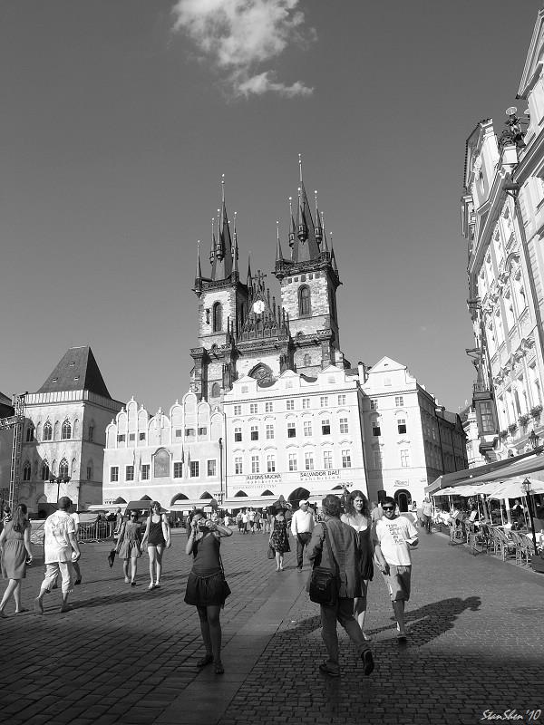PRAGUE布拉格 + VIENNA維也納 雙城記 (GX100)