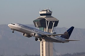 Boeing 737 Continental Airlines