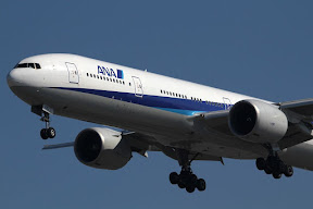 Boeing 777 ANA-All Nippon Airways