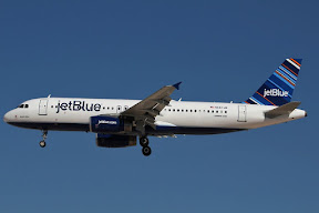 Airbus 320 jetBlue Airways