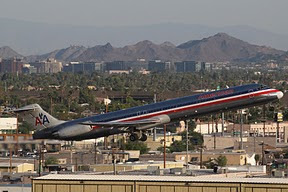 MD82 American Airlines
