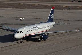 Airbus 319 US Airways