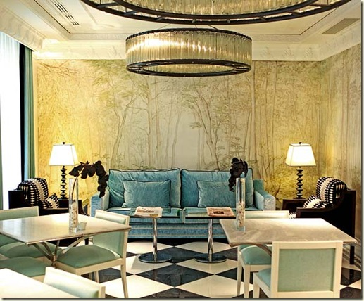 la dolce vita turq sofa