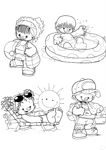 ola maestra colouring pages