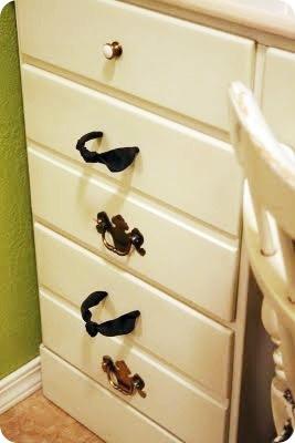 laundry dresser handles
