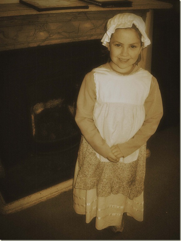 sepia Harriet maid