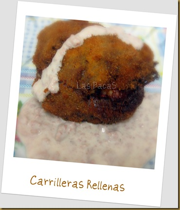 Carrilleras Rellenas