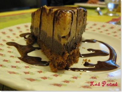 Tarta de Chocolate y Turrón (1)