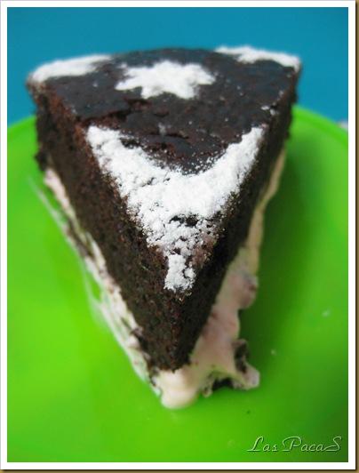 Bizcocho chocolate sin huevo (8)
