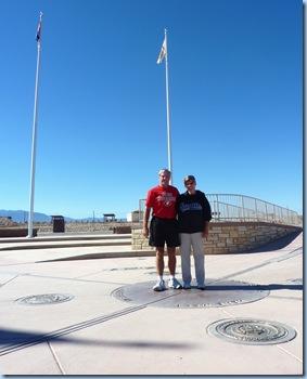 Colorado 4 Corners Monument 2