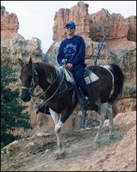 Bryce Canyon Eric Horseback Riding