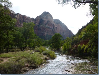 Zion Nat'l Park Virgin River