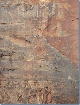 Zion Nat'l Park Rock Climbers 1