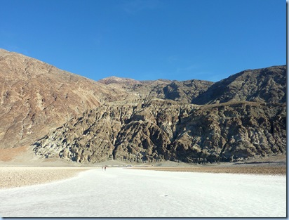 Death Valley Nat'l Park Badwater Basin Salt Flats 2