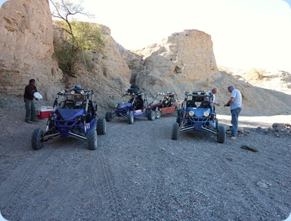 Yuma Dune Buggy Lunch