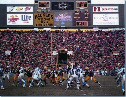 Kevin Packer Scoreboard