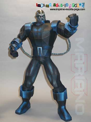 Marvel Comics Papercraft - Apocalypse