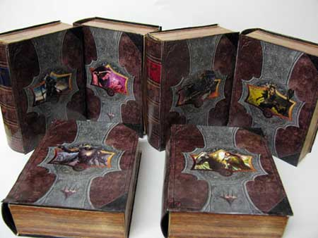 Magic the Gathering Papercraft Deck Box