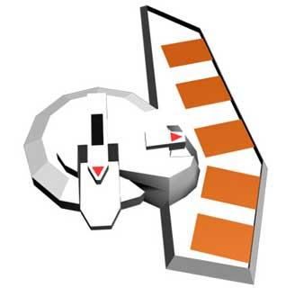 Duel Disk Papercraft