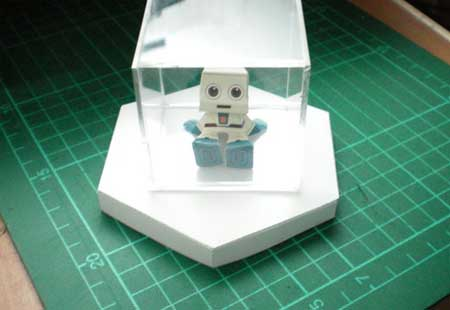 Paper Model Bases
