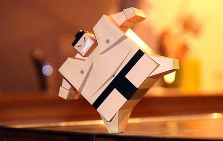 Sumo Papercraft
