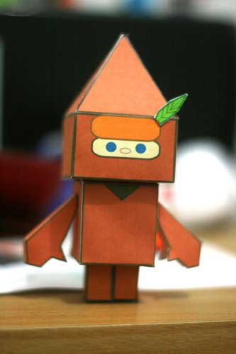 Nintea Papercraft