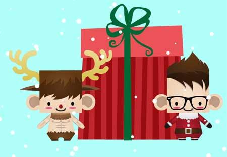 Kobico Christmas Papercraft