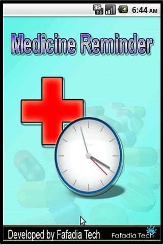 Smart Medicine Reminder