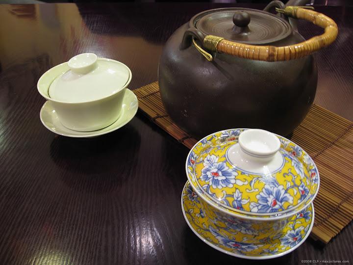 Imperial teas