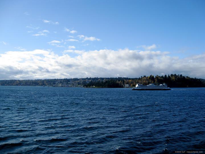Bremerton-Seattle run