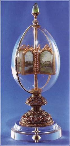 Huevo de Fabergé Minuaturi