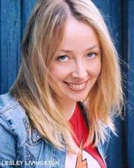 Interview & Giveaway: Lesley Livingston -Darklight