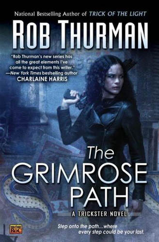Cover Art: The Grimrose Path by Rob Thurman