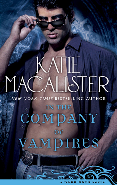 Cover Art: In the Company of Vampires by Katie MacAlister