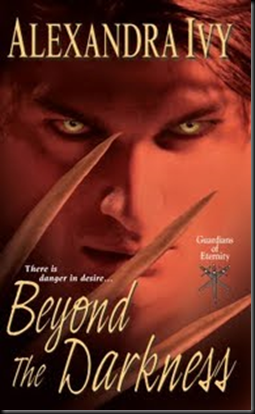 Cover Art: Beyond The Darkness by Alexandra Ivy