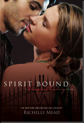 Cover Art: Spirit Bound by Richelle Mead