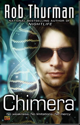 Cover Art: Chimera by Rob Thurman