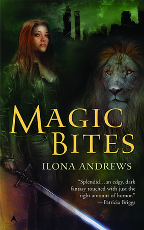 Mini Review: Magic Bites (Kate Daniels, #1) by Ilona Andrews
