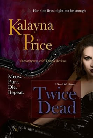 Cover Art: Twice Dead by Kalayna Price