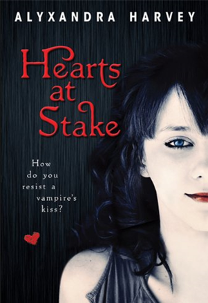 Review: Hearts At Stake by Alyxandra Harvey
