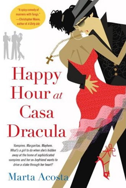 Review: Happy Hour At Casa Dracula by Marta Acosta