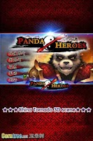 Screenshot of Panda Heroes
