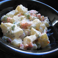 Kristina's Potato Salad (Revised Moosewood Recipe)