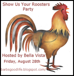 Rooster Party 8-28
