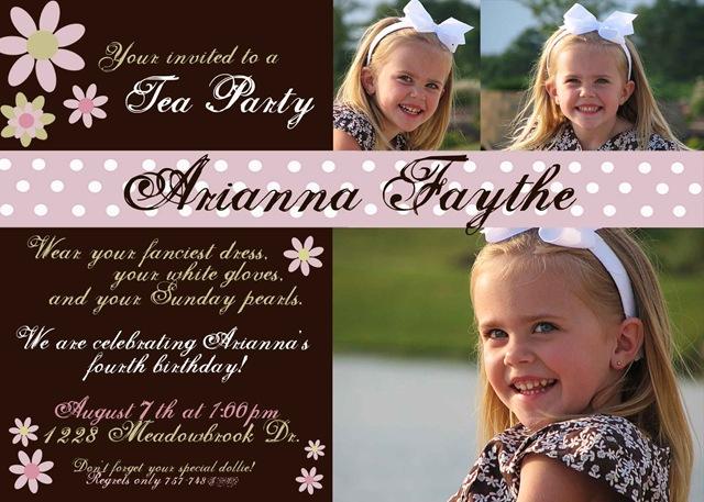 Arianna Birthday