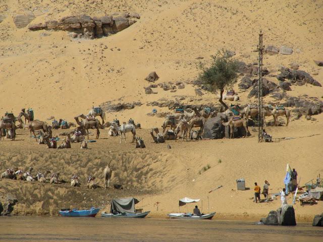 Wioska nubijska