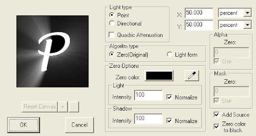 Luce Photoshop plugin